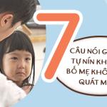 Có 7 câu nói diệu kì giúp trẻ tự nín khóc hiệu quả mà bố mẹ chẳng cần quát mắng, nạt nộ