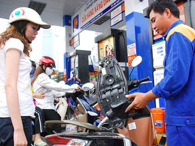 Kết quả hình ảnh cho Giá xăng có thể giảm mạnh