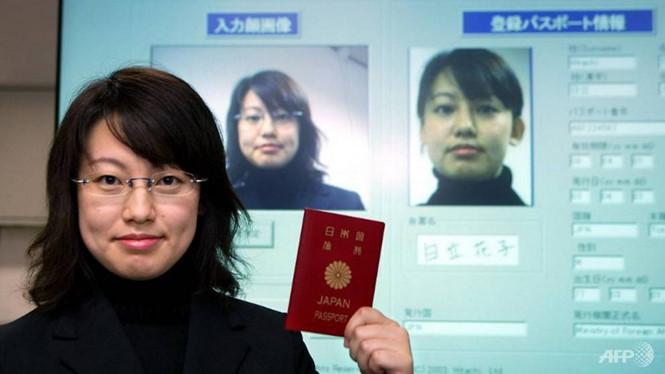 Công dân Nhật hiện được miễn thị thực đến nhiều nước, vùng lãnh thổ nhất /// Ảnh chụp màn hình CNA