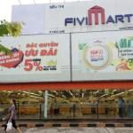 Vingroup thâu tóm thành công chuỗi siêu thị Fivimart