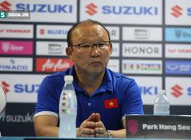 """HLV Park Hang-seo tiết lộ """"bí kíp"""" để qua mặt HLV Eriksson, giúp Việt Nam hạ Philippines"""