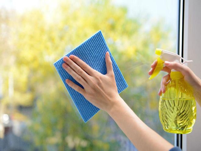 Làm sạch mọi đồ dùng, giúp nhà siêu sạch chỉ bằng giấm ăn thông thường