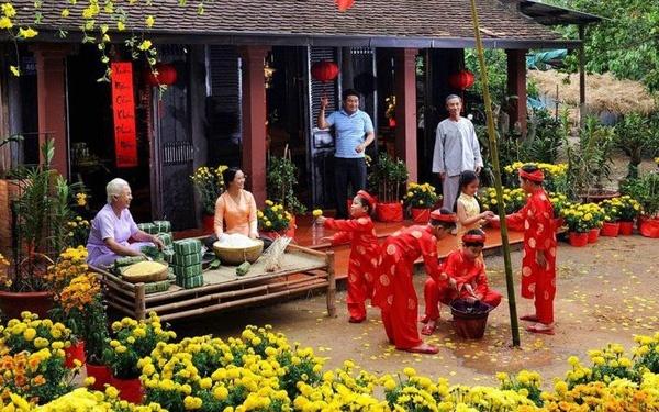 Ấn tượng Tết Nguyên Đán của người Việt trong mắt du khách nước ngoài