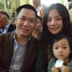 Rộ thông tin Triệu Vy và Huỳnh Hữu Long đã ly thân sau 10 năm vợ chồng