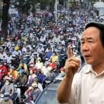 """TS Thủy: Hà Nội cấm xe máy đường Lê Văn Lương – Nguyễn Trãi """"hoàn toàn không khả thi"""""""