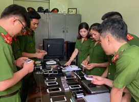 Vietnam police bust $170-million online gambling ring