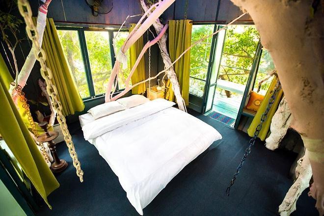 3 khu nghỉ dưỡng đẹp như mơ giữa 'Rừng' chỉ cách Hà Nội 30km