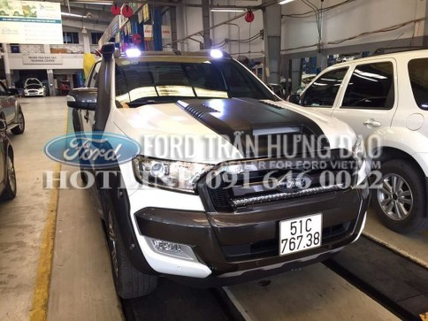 Ford Ranger Wildtrak bản Off Road