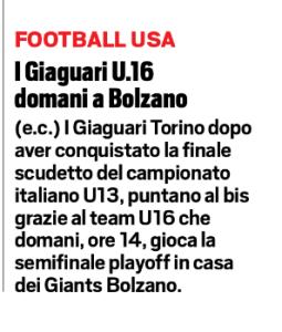 19/12/2015 - La Stampa