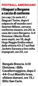 12/03/2016 - Tuttosport