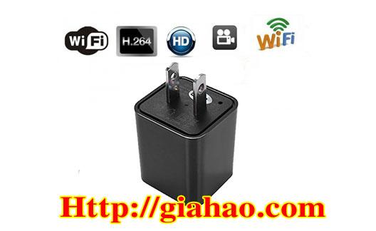 Camera ngụy trang IP không dây phích cắm điện WIT-L25 ngụy trang của công ty Tin Học Gia Hào hỗ trợ hình ảnh chuẩn HD cực kỳ sắc nét