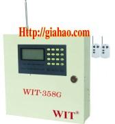 Thiết bị chống trộm nhà xưởng, công ty dùng SIM báo qua điện thoại WIT-358G cao cấp giá rẻ