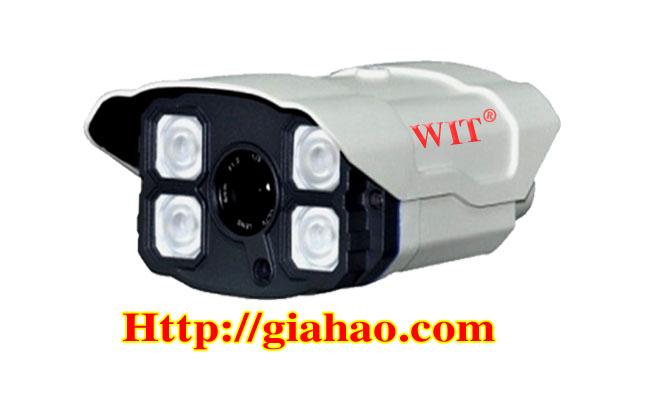Camera quan sát bãi xe WIT-5204DMA10 của công ty Tin Học Gia Hào chuyên dụng ngoài trời còn thích hợp cho  nhà xưởng, kho hàng, ...