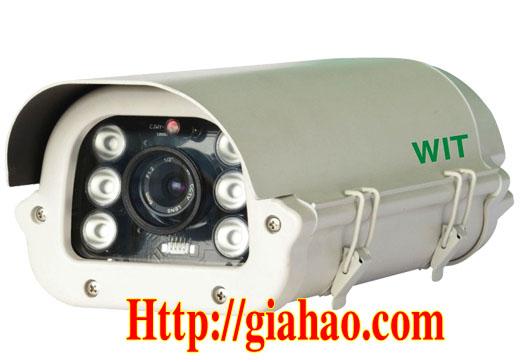 Dịch vụ lắp đặt Camera quan sát đường phố AHD WIT-5606DMA10 của công ty Tin Học Gia Hào với sản phẩm camera có vỏ che kim loại chống mưa nắng thuộc dòng camera quan sát ngoài trời chuyên dụng