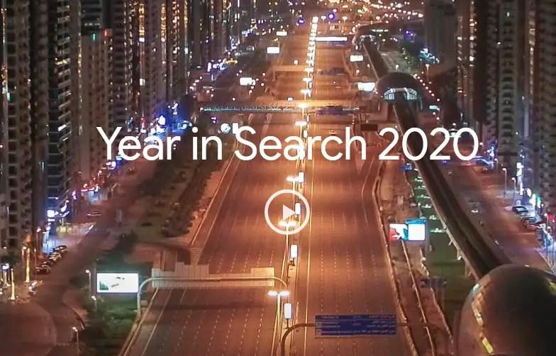 Từ khóa tìm kiếm nhiều nhất trên Google 2020