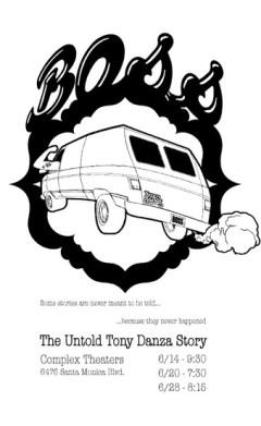 Boss: The Untold Tony Danza Story Hollywood Fringe Festival