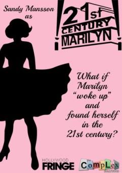 21st Century Marilyn Hollywood Fringe Festival