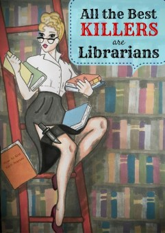 all the best killers are librarians theater review tracey paleo sacred fools theatre company