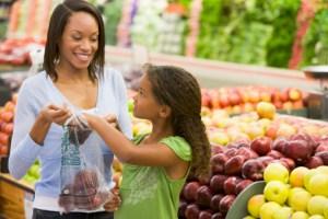 sacchetti a pagamento nei supermercati