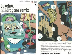 Jukebox all'idrogeno remix | gps's stories - scritture in attesa di tempi migliori