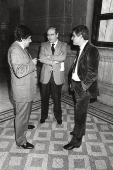 Con Luigi Covatta e Agostino Marianetti (1)