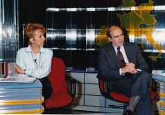 Tribuna politica con Emma Bonino