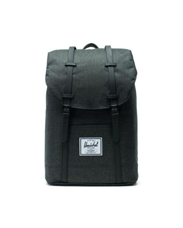 Herschel Black Little America Utility Backpack