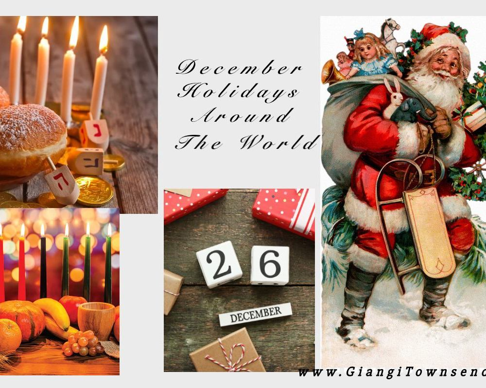 December holidays around the world