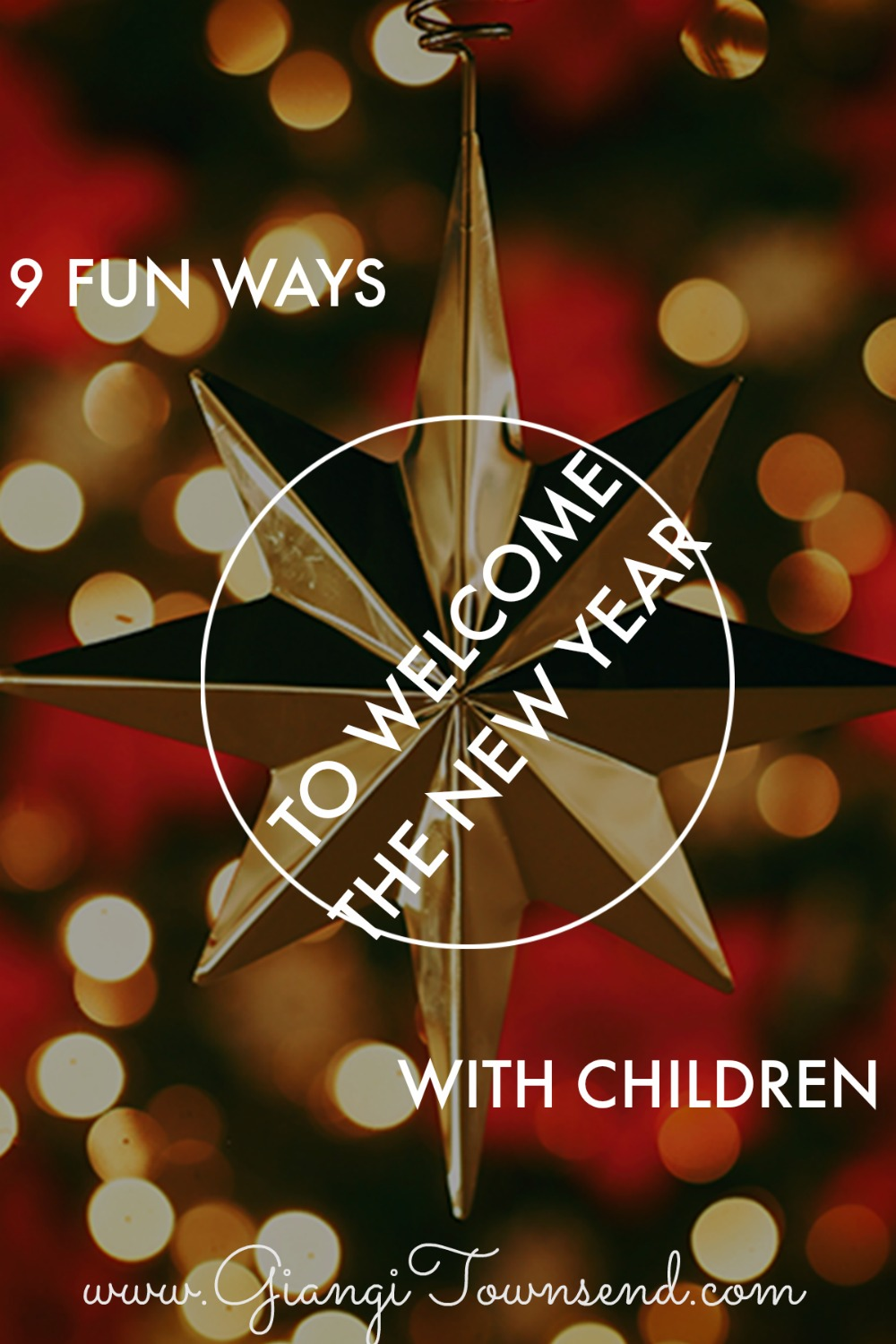 9 fun ways to welcome the new year with children