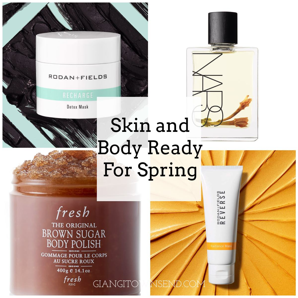 SKIN READY FOR SPRING