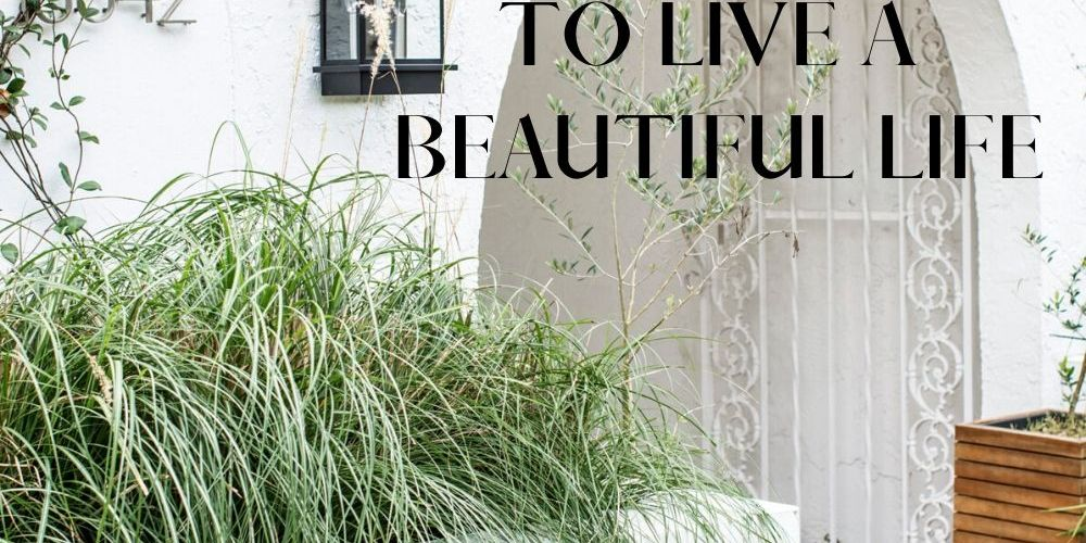 5 Steps To Live A Beautiful Life