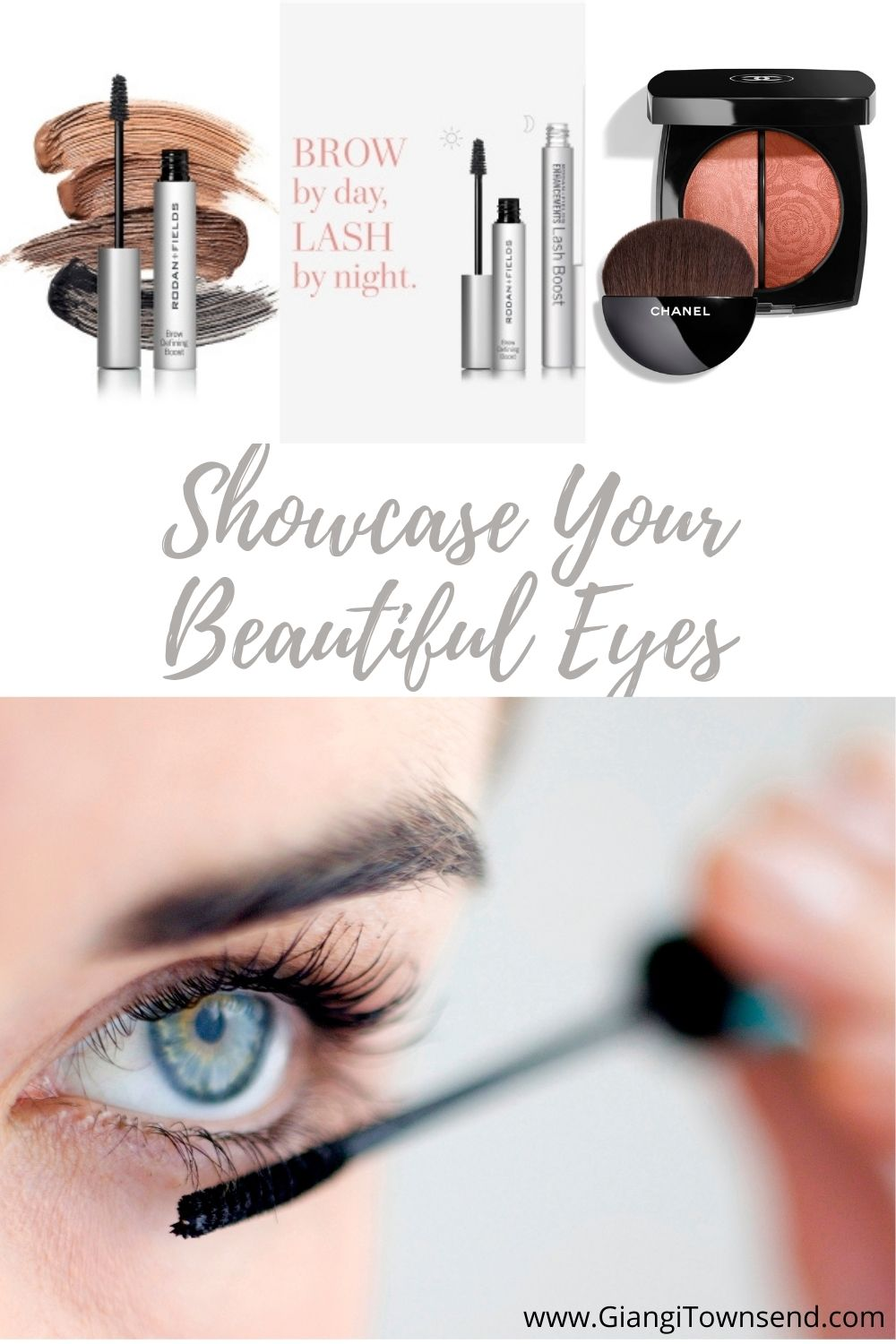 Showcase Your Beautiful Eyes