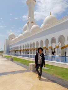 Abu Dhabi - Grand Mosque