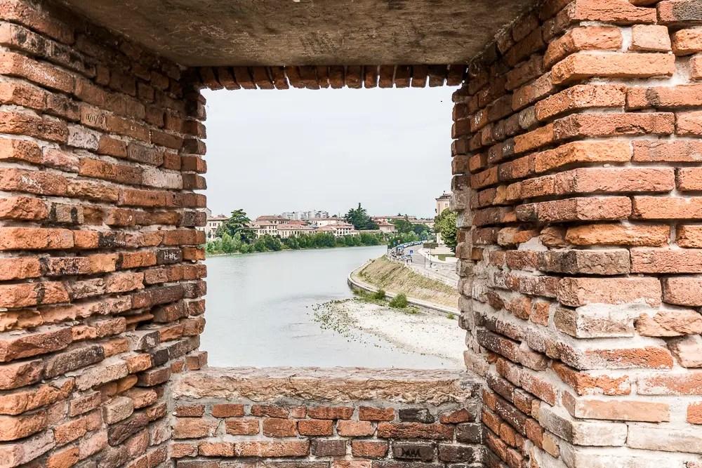 ponte castelvecchio verona