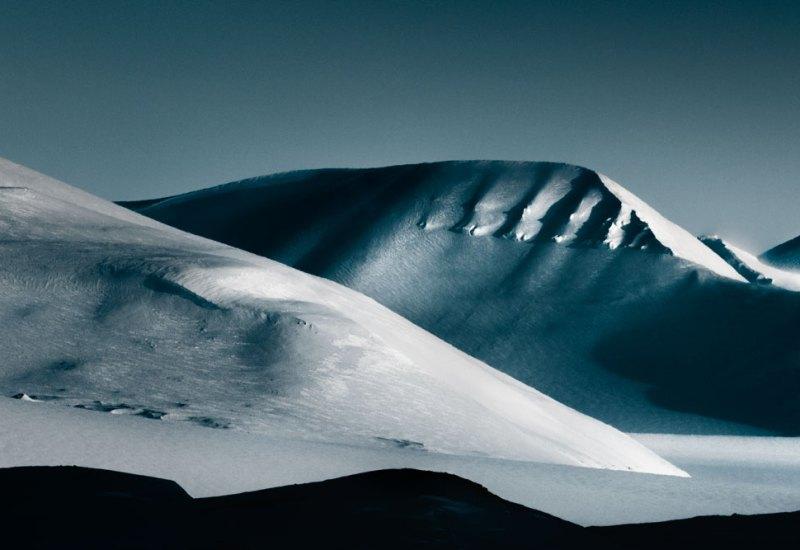 Svalbard light shapes