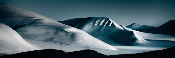Svalbard light shapes