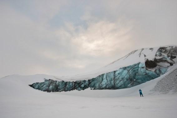 Ghiaccio Svalbard