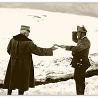 Un libro sui 100 anni dalla grande guerra combattuta dai carabinieri