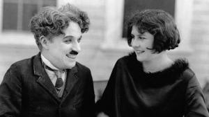Charlie Chaplin e Lita Grey