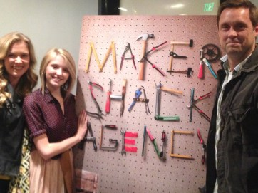 Maker Shack Screening with Matt Corboy & Kate Gilligan