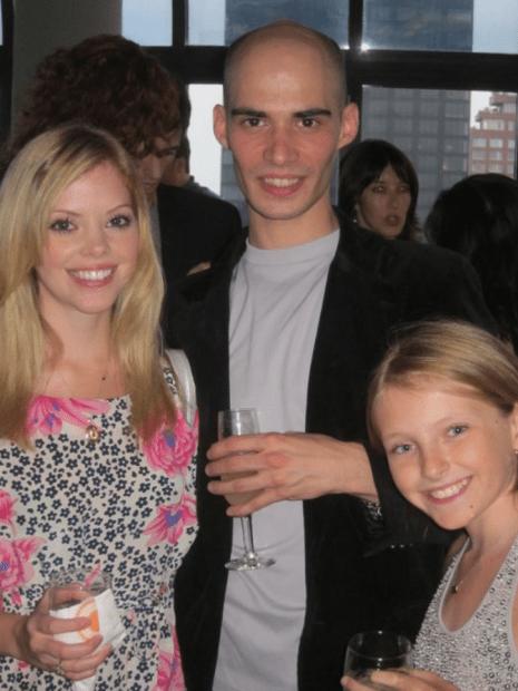 Gianna with Dreema Walker and Martin Yurkovich (Vamperifica)