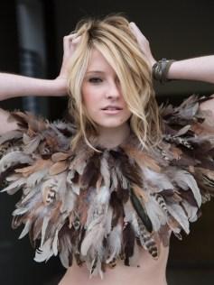 Bird girl...