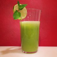 Pineapple Celery Mint Juice