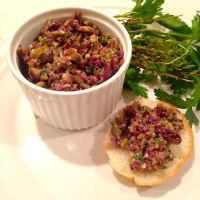 Herbs and Olives Tapenade