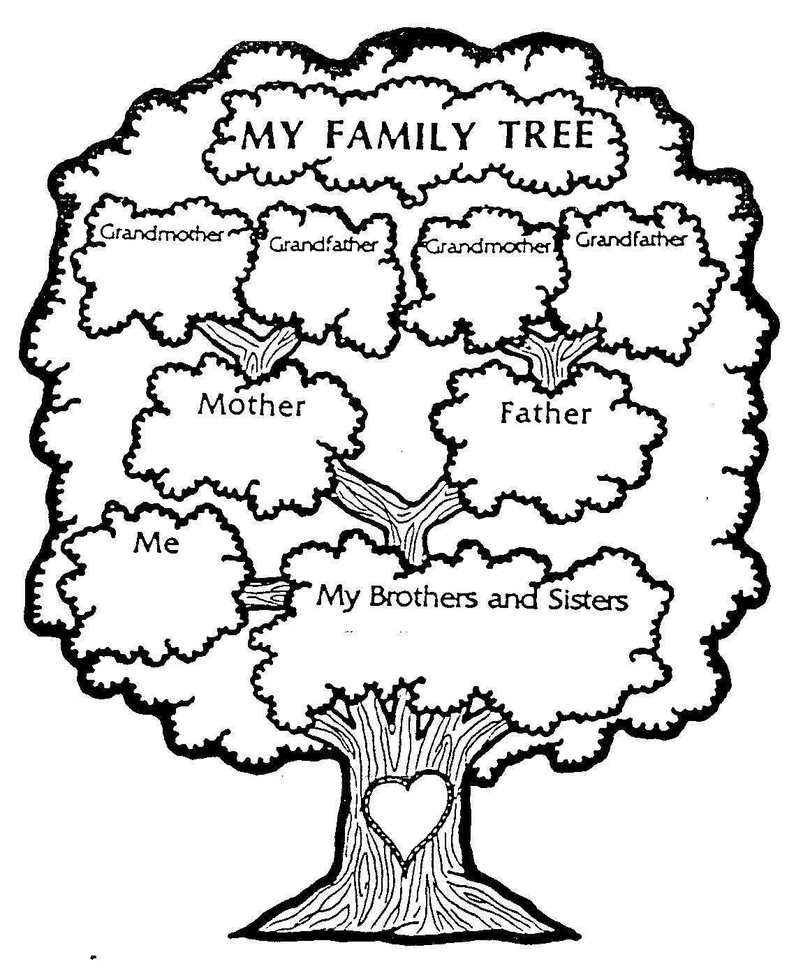 Family Tree Freebies