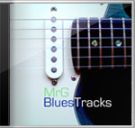 MrG Blues Backing Tracks Vol 1