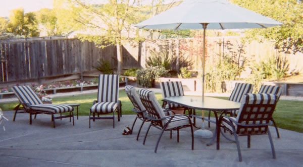 outdoor cusions gianola canvas products
