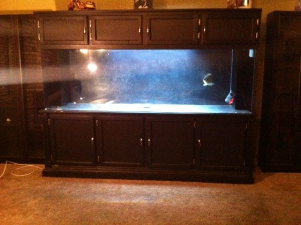 300 gallon aquarium 1300