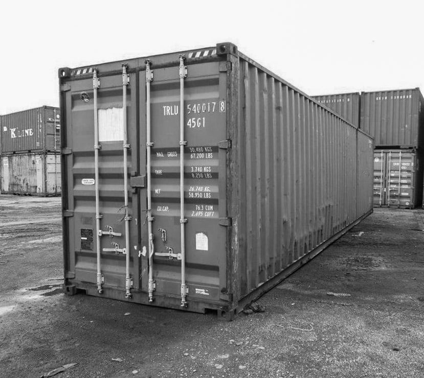 used-40-hc | Modular and Prefabricated Shipping Containers