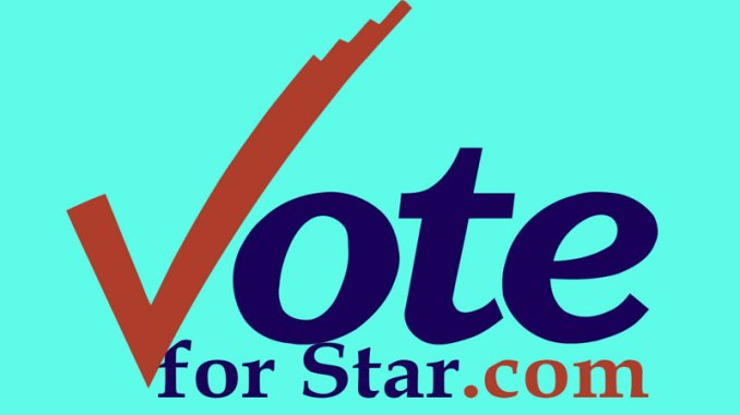 vote for star